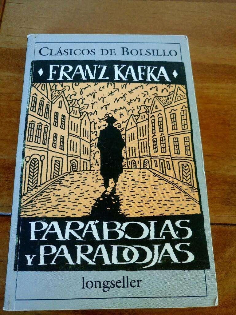Parabolas Y Paradojas Kafka 0