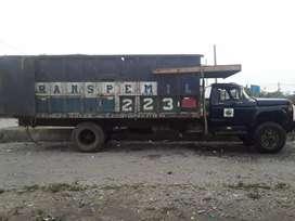 Se vende camión ford modelo 86