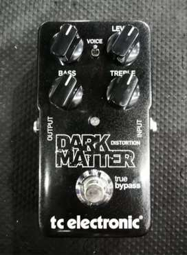 Pedal TC electronic dark matter