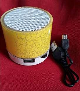 PARLANTE PORTATIL BLUETOOTH H03 USB/FM/BT