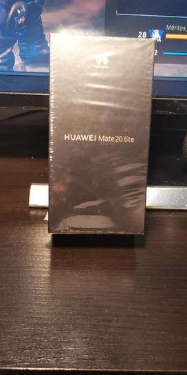 Huawei Mate 20 Lite 4gb Ram 64gb Nuevo