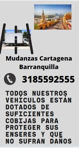 Mudanzas Cartagena Barranquilla