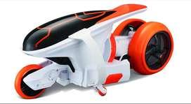 Maisto R/C cyklone 360 Radio Control Moto Bicicleta Naranja Nuevo