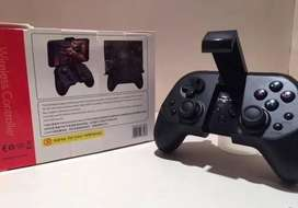 VENDO JOYSTICK INALAMBRICO BLUETOOTH (ANDROID)