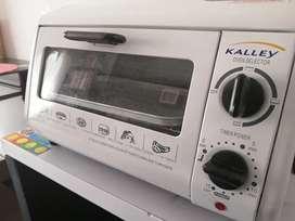 Vendo horno tostador marca kalley
