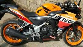 Vendo Motocicleta Honda Cbr 250 Rad