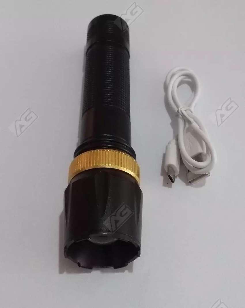 Linterna CREE LED USB! 0