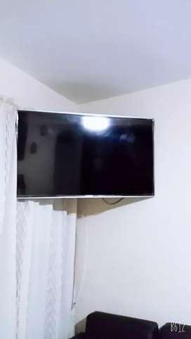 """Vendo pantalla olímpico 40"""""""