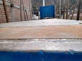 Vendo carreta plataforma