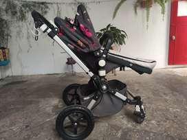 Hermoso Coche removible como silla para vehículo