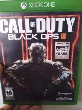 Juegos Xbox one cod y Assassin's creed