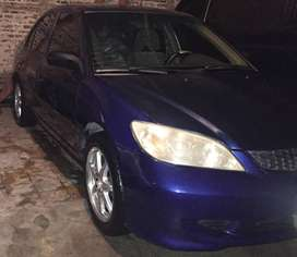 HONDA CIVIC, MOD. 2004, NEGOCIABLE
