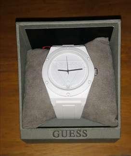 Reloj Guess Blanco Unisex