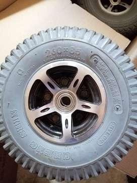 ruedas 3.00-4(260x85mm)