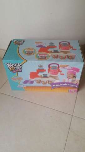 Magic Kidchen Fabrica de Helados