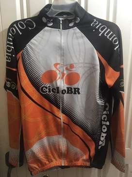 Chaqueta Ciclismo M