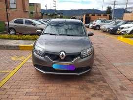Vendo carro Renault Sandero Life, modelo 2020.