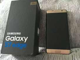 Vendo/Permuto Samsung S7 edge completo