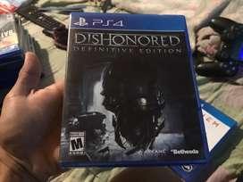Dishonored, edición definitiva