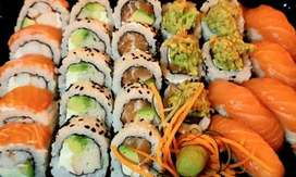 Ayudante de cocina / Cocinero con experiencia en sushi