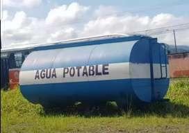 Vendo tanque de agua
