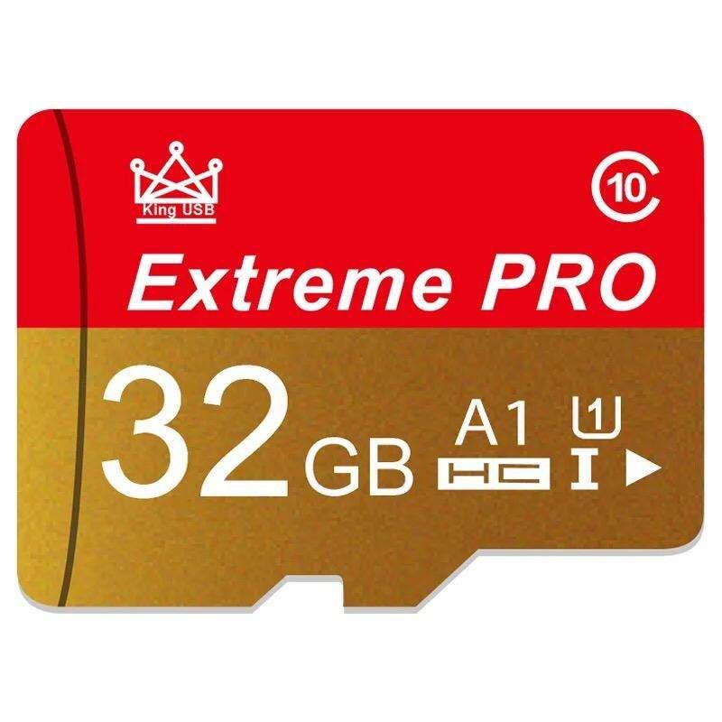 Micro SD clase  10 de 32 GB 0