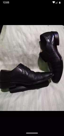 Zapatos Shoes Lions,de Cuero, Talla 43, usados