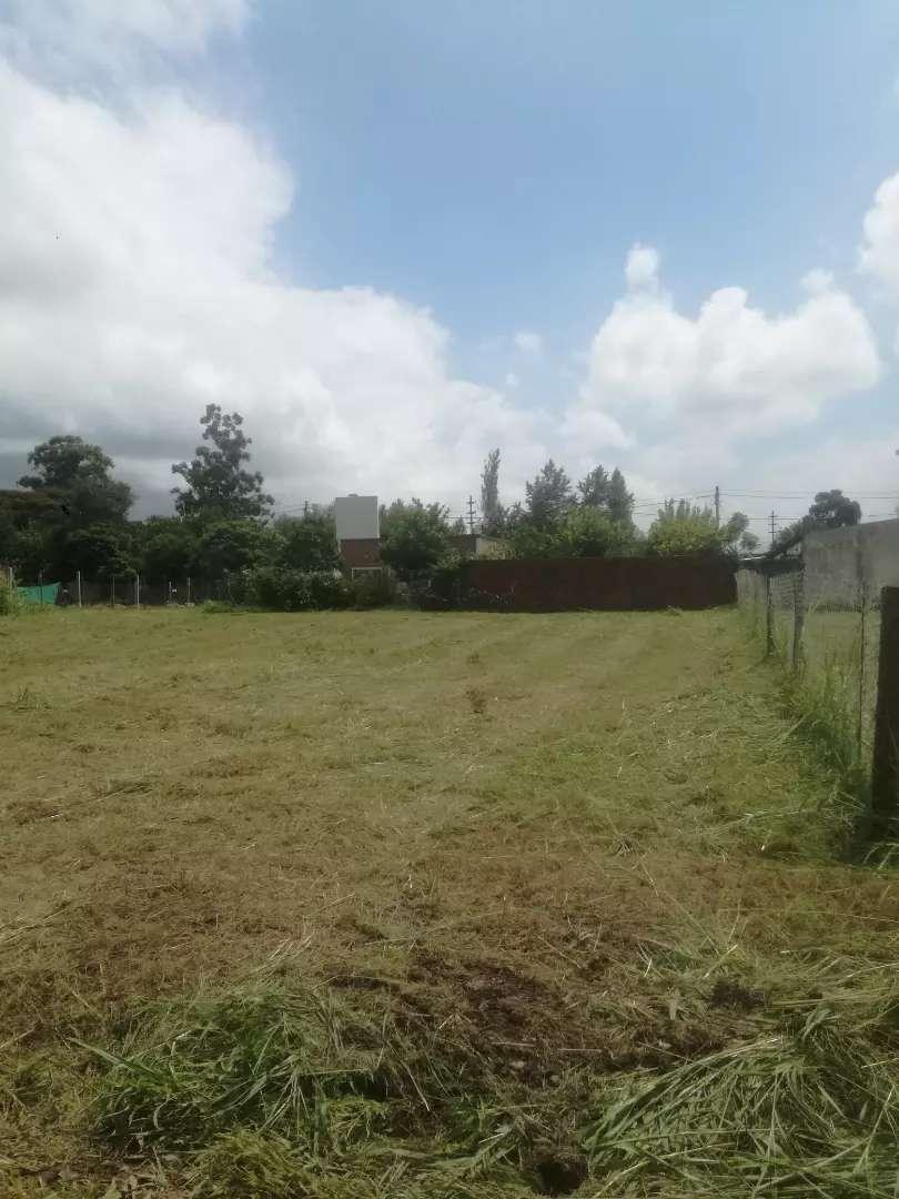 Vendo terreno lote con escritura - San Pablo - Barrio San Jorge II