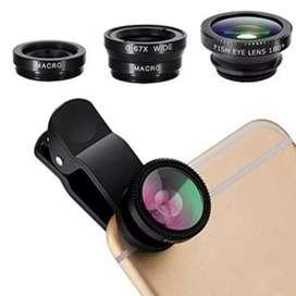 Photo lens 3 en 1