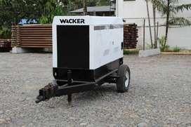 GENERADOR ELECTRICO WACKER NEUSON G70