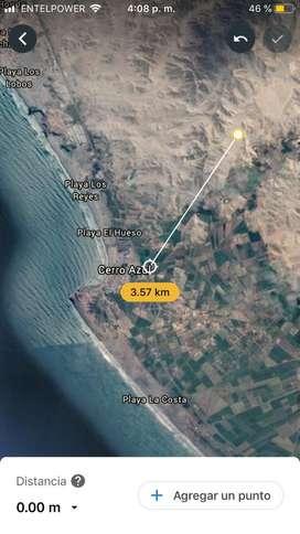 Vendo 54 hectáreas en Cañete