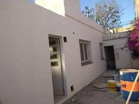 Colocacion de membrana liquida, pintura y limpieza de patios.