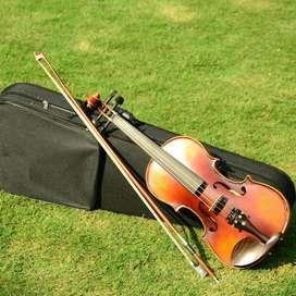 violin diseño aleman