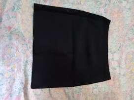 Poller elastizada negra