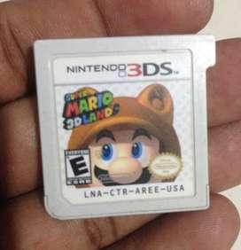 Juego para nintendo 3DS