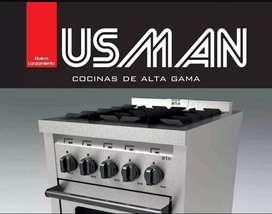 Cocina industrial usman
