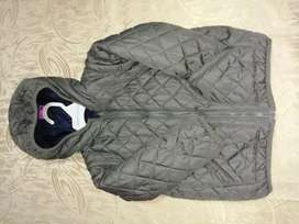 Vendo hermosa chaqueta doble faz
