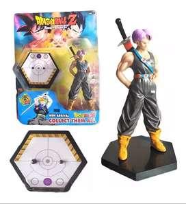 Dragón Ball Z, Figura Trunks Juguetes Juguetería Piñatas