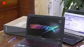 Asus Gamer Strix 7ma gen i7 7700hq 16gb Ram, 4gb Video, 128Gb1Tb