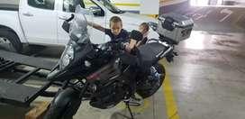 Vendo Suzuki Vstrom 1000