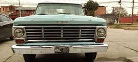Ford f100, 1969, nafta y gnc