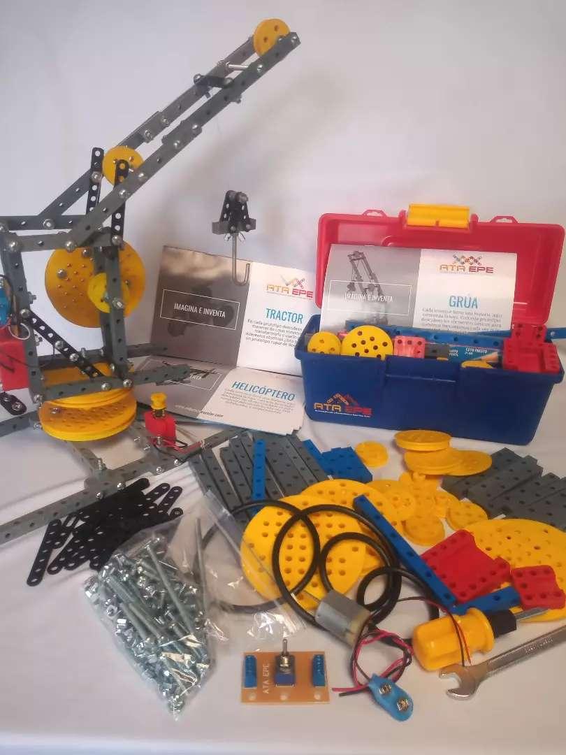 Kit de robótica para niños a partir de 8 años