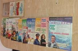 vendo Revistas Selecciones readers Digest, De Febrero 1997 a Febrero 1998, mas 1 de Marzo 1991.rzo