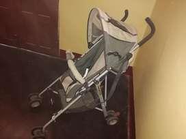 Bastón Coche de Bebé