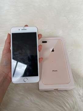 Iphone 8 plus 64 gb rose gold
