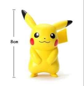Figuras Pokémon De Colección Originales Pikachu Squirtle Charmander Bulbasaur Takara Tomy Importadas