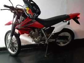 Honda tornado 250cc 2013