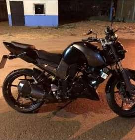 Yamaha fz16 naked