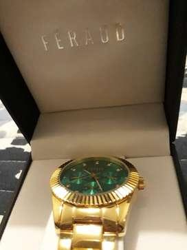 Reloj Feraud Nuevo