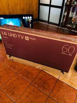 "VENDO O CAMBIO LED SMART TV 4K 60"" LG EN CAJA 2018 ULTRA HD"